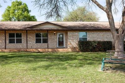 Buda Single Family Home For Sale: 130 Hy Rd