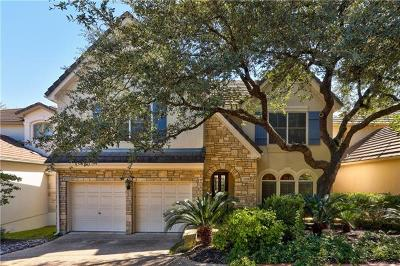 Travis County Single Family Home Pending - Taking Backups: 2028 Rue De St Tropez