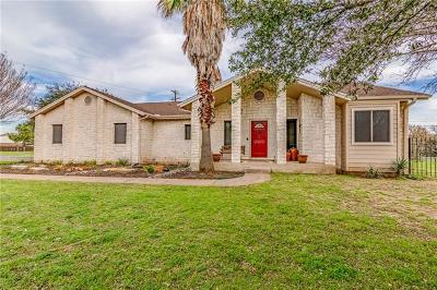 Hays County, Travis County, Williamson County Single Family Home For Sale: 707 Morning Dove Cv