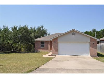 Lago Vista Single Family Home For Sale: 7710 Diamond Trl