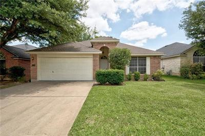 Austin Single Family Home For Sale: 15405 Quinley Dr