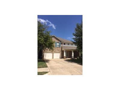 Cedar Park Single Family Home For Sale: 2308 Drue Ln
