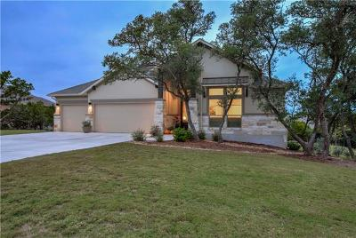 Dripping Springs Single Family Home For Sale: 1276 Bearkat Canyon Dr