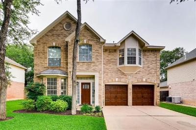 Cedar Park Single Family Home Pending - Taking Backups: 1501 Azalea Dr