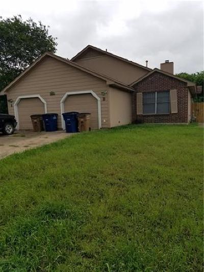 Austin Rental For Rent: 9107 Sanger Dr #B