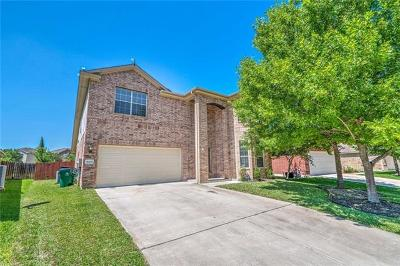Pflugerville Single Family Home For Sale: 18408 Masi Loop