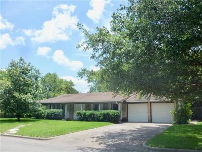 Austin Single Family Home Pending - Taking Backups: 3101 Whiteway Dr