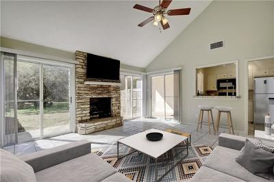 Wimberley Condo/Townhouse For Sale: 17 Logans Run