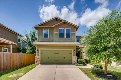 Travis County Single Family Home Active Contingent: 1409 Huckleberry Ln