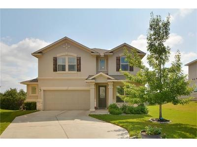 Travis County Single Family Home For Sale: 7419 Sunset Heights Cir #F-7
