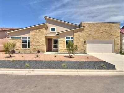 Dripping Springs Single Family Home For Sale: 1246 Lucca Dr.