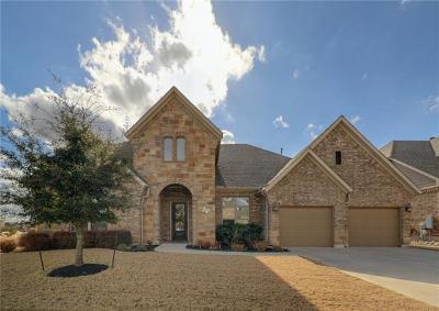 Leander Single Family Home For Sale: 2533 Thunder Horse