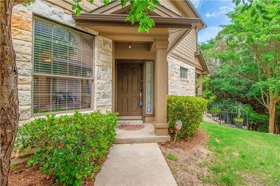 Austin Condo/Townhouse For Sale: 1310 W Parmer Ln #402