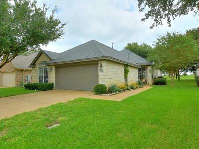 Hays County, Travis County, Williamson County Single Family Home For Sale: 11009 Ballybunion Pl