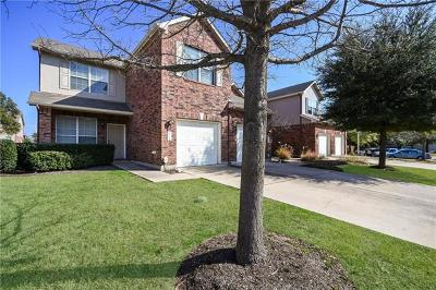 Leander Condo/Townhouse For Sale: 82 Verde Ranch Loop