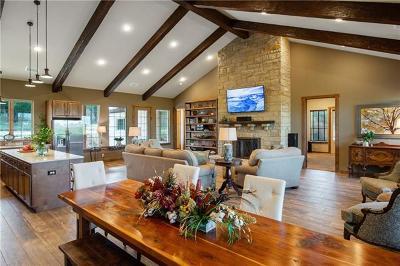Spicewood Single Family Home Pending - Taking Backups: 4100 Ridge Pole Ln