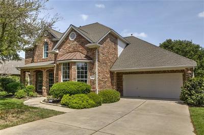 Austin Single Family Home For Sale: 14713 Calaveras Dr