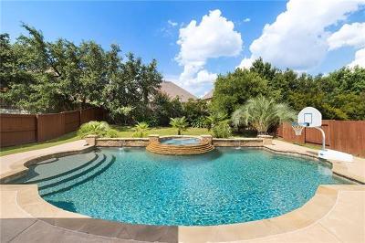 Austin Single Family Home Pending - Taking Backups: 12312 Mediterra Pl