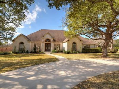 Georgetown TX Single Family Home Sold: $522,000
