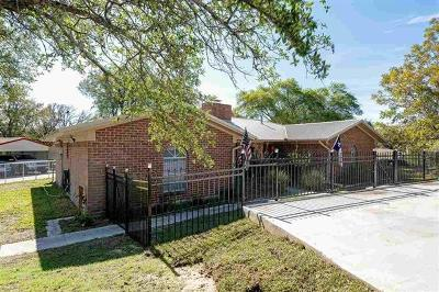 Lampasas Single Family Home Pending - Taking Backups