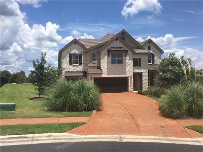 Austin Single Family Home For Sale: 114 Salinas Cv