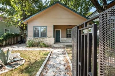 Austin Rental For Rent: 1105 E 2nd St #A