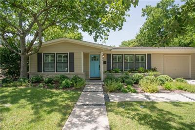 Austin Single Family Home For Sale: 1805 Morrow St