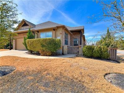 Round Rock Single Family Home Pending - Taking Backups: 2400 San Fernando Ct