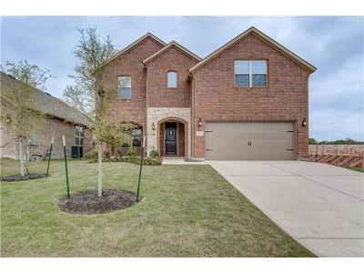 Single Family Home For Sale: 433 Mistflower Springs Dr