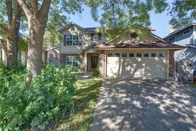 Austin Single Family Home For Sale: 8612 Coastal Dr