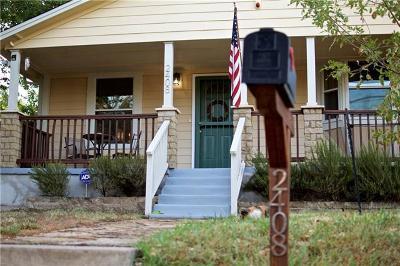 Austin Single Family Home For Sale: 2408 E 10th St