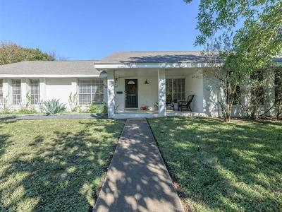 Hays County, Travis County, Williamson County Single Family Home For Sale: 4804 Travis Country Cir