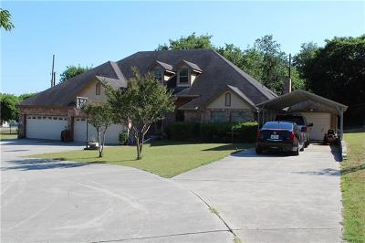 San Marcos Single Family Home For Sale: 105 Hunter Rdg