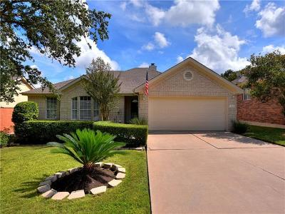 Hays County, Travis County, Williamson County Single Family Home Pending - Taking Backups: 9119 Edwardson Ln