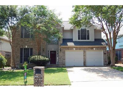 Travis County, Williamson County Single Family Home For Sale: 4809 Whispering Valley Dr