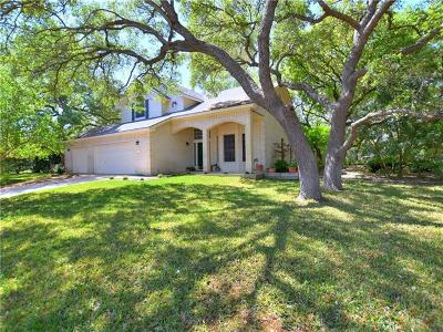 Single Family Home For Sale: 105 Red Oak