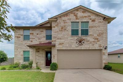 Del Valle Single Family Home Pending - Taking Backups: 13013 Buenos Aires Pkwy