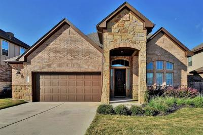 Leander TX Single Family Home For Sale: $429,900