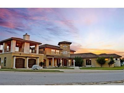Marble Falls Single Family Home For Sale: 409 Cielo Cir