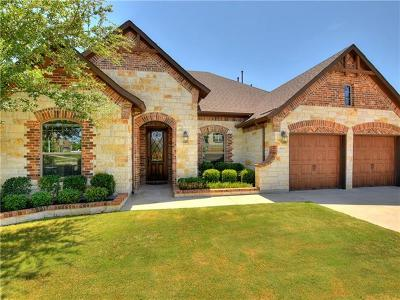 Cedar Park Single Family Home Coming Soon: 1509 Terrace View Dr
