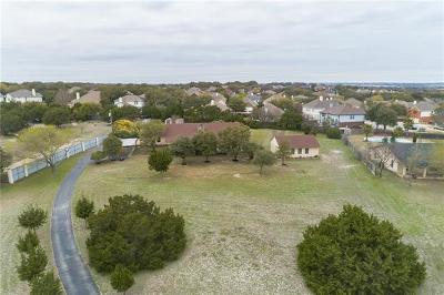 Round Rock Single Family Home For Sale: 10 Valley Trl