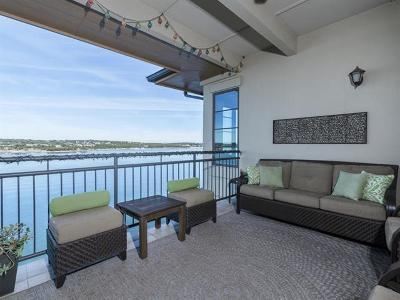 Austin Condo/Townhouse For Sale: 221 Marina Village Cv #221