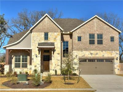 Round Rock Single Family Home For Sale: 2401 Centennial Loop