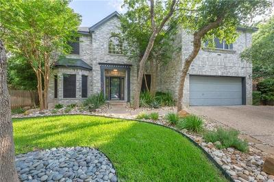 Round Rock Single Family Home For Sale: 902 Sweetwater Cv