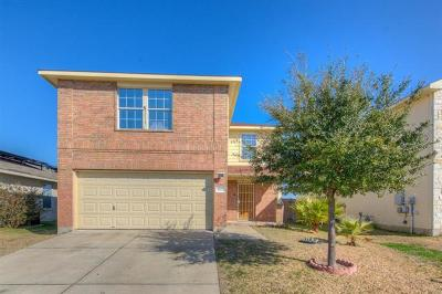 Del Valle Single Family Home For Sale: 11912 Plains Valley Dr