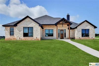 Salado TX Single Family Home For Sale: $429,900