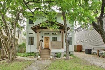 Single Family Home Pending - Taking Backups: 4707 Avenue F