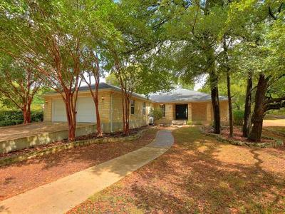 Wimberley Single Family Home Pending - Taking Backups: 11 Brookhollow Dr