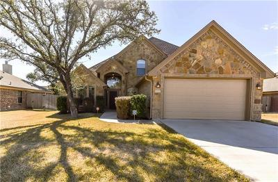 Belton Single Family Home For Sale: 2007 Silver Spur