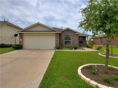 Bastrop Single Family Home For Sale: 308 Wild Cat Dr